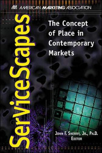 9780844230054: Servicescapes: The Concept of Place in Contemporary Markets