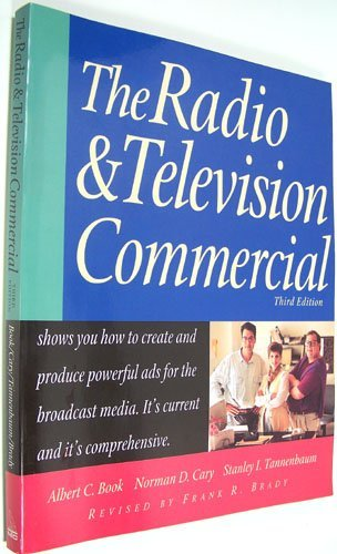 9780844230139: The Radio & Television Commercial