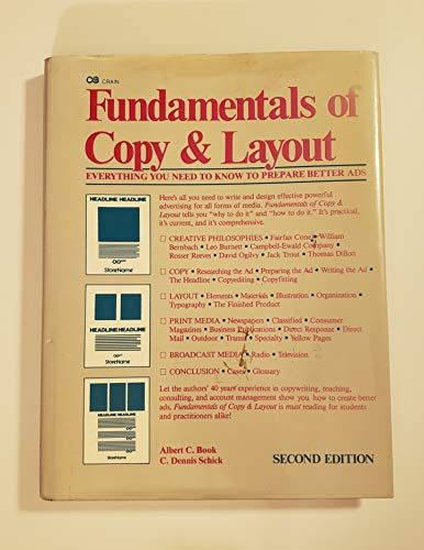 9780844230283: Fundamentals of Copy and Layout