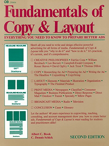 9780844230306: Fundamentals of Copy and Layout