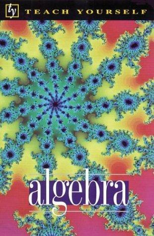 9780844231174: Teach Yourself Algebra