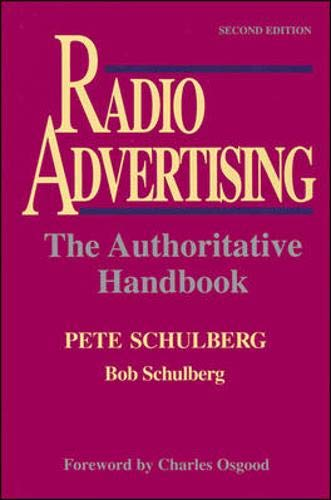 9780844231181: Radio Advertising: The Authoritative Handbook (NTC Business Books)