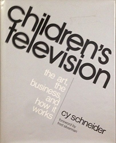 9780844231464: Children's Television: The Art, the Business, and How It Works