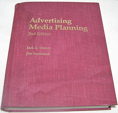 9780844231570: Advertising Media Planning