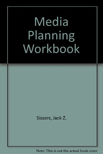 9780844231617: Media Planning Workbook