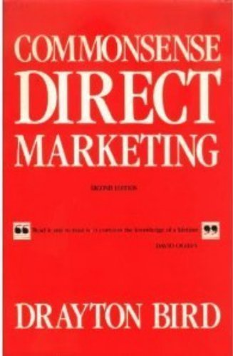 9780844231822: Commonsense Direct Marketing 2nd Edition