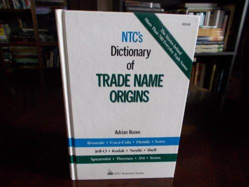 Ntc's Dictionary of Trade Name Origins: Room, Adrian