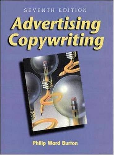 9780844232065: Advertising Copywriting
