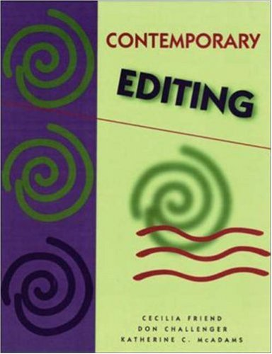 9780844232102: Contemporary Editing