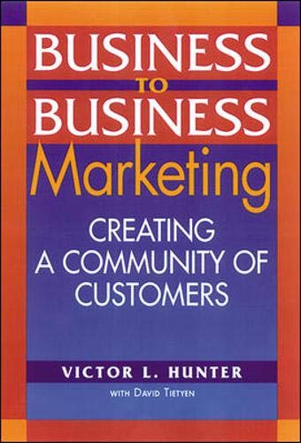 9780844232300: Business To Business Marketing