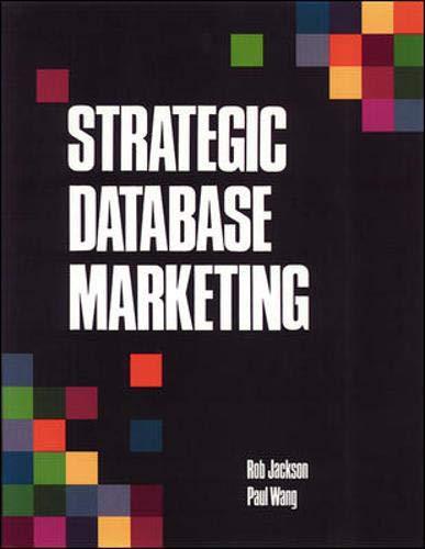 9780844232324: Strategic Database Marketing