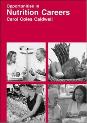 9780844232409: Opportunities in Nutrition Careers