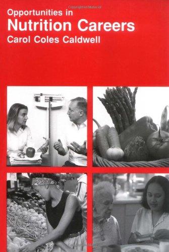 9780844232515: Opportunities in Nutrition Careers