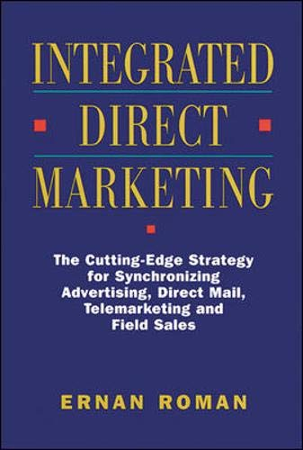 9780844233499: Integrated Direct Marketing