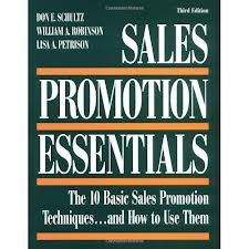 9780844233543: Sales Promotion Essentials: The 10 Basic Sales Promotion Techniques...and How to Use Them