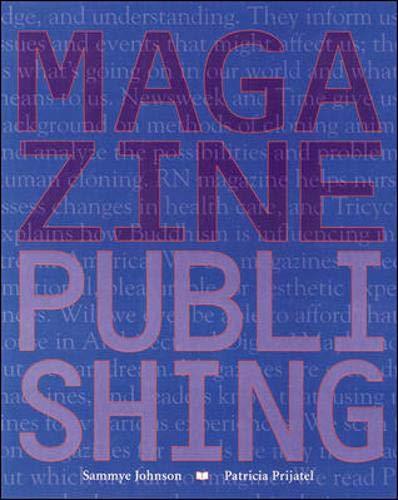 Magazine Publishing: Sammye Johnson, Patricia