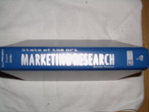 9780844234571: State of the Art Marketing Research (Business)