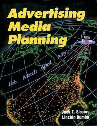9780844235004: Advertising Media Planning