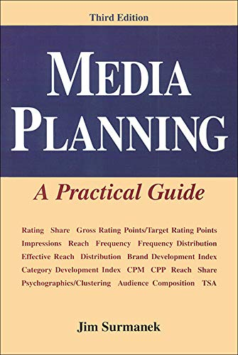 9780844235127: Media Planning: A Practical Guide, Third Edition