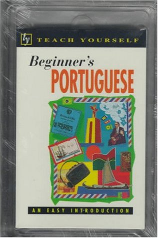 9780844235752: Teach Yourself Beginner's Portuguese (Teach Yourself (McGraw-Hill))