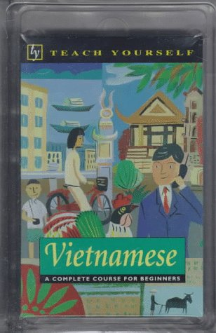 9780844235899: Vietnamese : A Complete Course for Beginners (Book & Tapes)