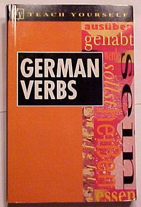 9780844236353: Teach Yourself German Verbs