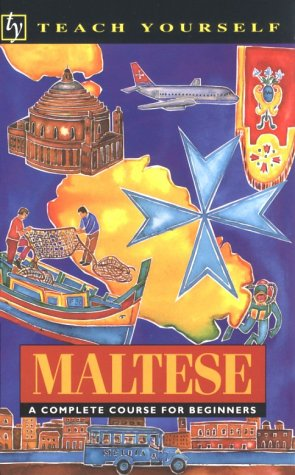 9780844236971: Maltese: A Complete Course for Beginners