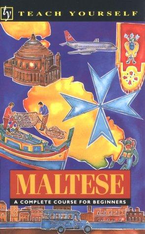 9780844236971: Teach Yourself Maltese Complete Course (Teach Yourself Books)