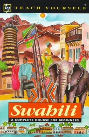 9780844237091: Swahili (Teach Yourself)