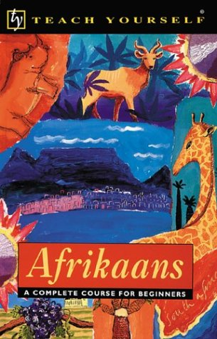 9780844237503: Teach Yourself Afrikaans Complete Course