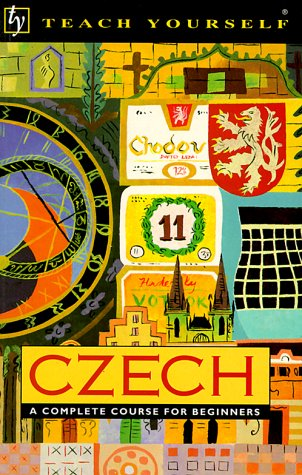 9780844237589: Teach Yourself Czech: A Complete Course for Beginners(Teach Yourself)