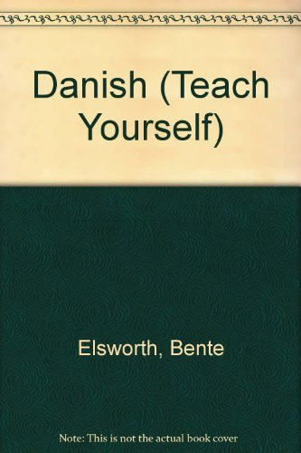 9780844237596: Danish (Teach Yourself)