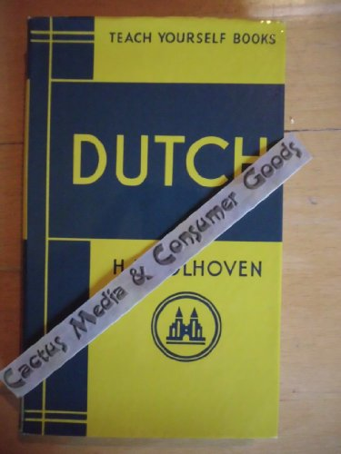 Dutch C (Teach Yourself): Passport Books; H Koolhoven