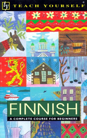 9780844237657: Teach Yourself Finnish: A Complete Course for Beginners (Book only)