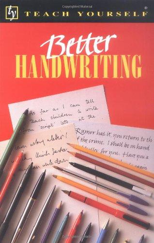9780844237800: Better Handwriting