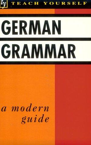 9780844237817: German Grammar (Teach Yourself)