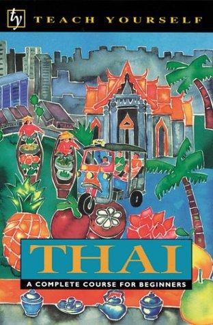 9780844237824: Teach Yourself Thai Complete Course