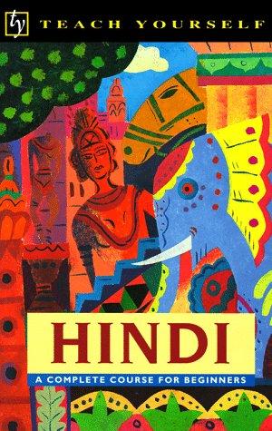 9780844237954: Hindi (Teach Yourself)