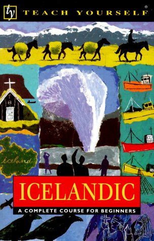 9780844237978: Teach Yourself Icelandic Complete Course