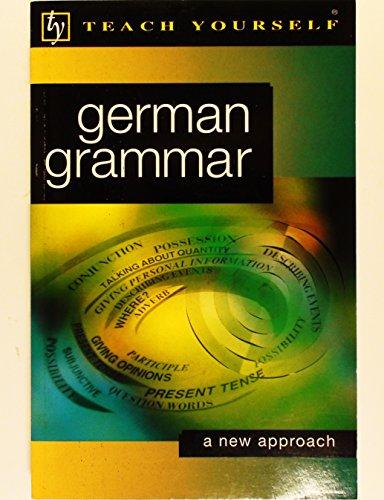 essential german grammar teach yourself russ jenny