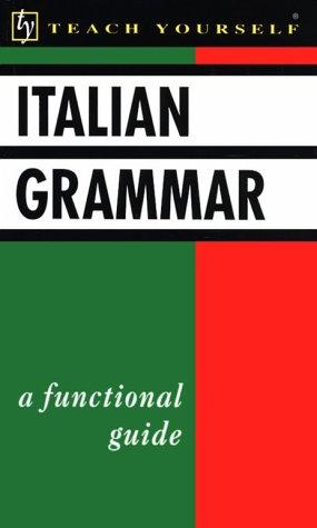 9780844238036: Italian Grammar