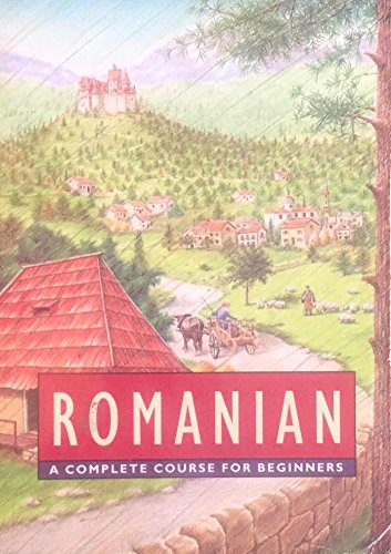 9780844238203: Romanian: A Complete Course for Beginners (Teach Yourself)