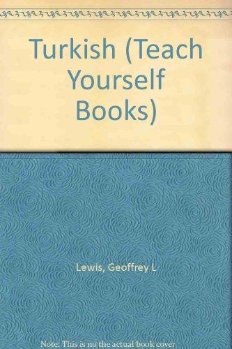 9780844238401: Turkish (Teach Yourself Books)