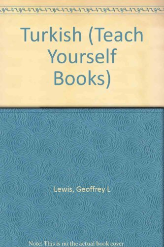9780844238401: Turkish (Teach Yourself Books) (English and Turkish Edition)