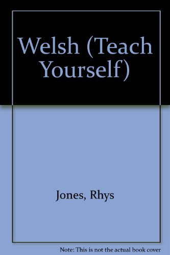 9780844238418: Welsh (Teach Yourself) (English and Welsh Edition)