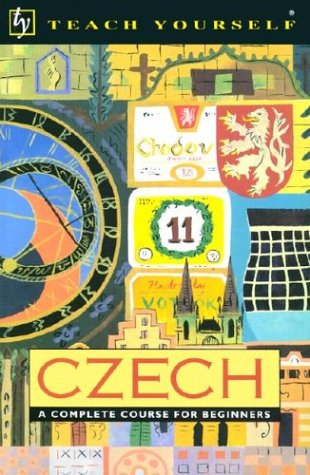 9780844238555: Czech: A Complete Course for Beginner