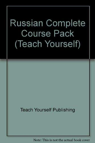 9780844238715: Russian: A Complete Course for Beginners/Book and 2 Cassettes (Teach Yourself Books)