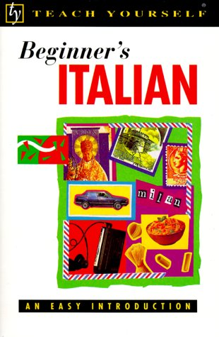 9780844238814: Teach Yourself Beginner's Italian