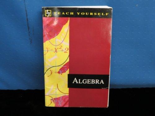 9780844239040: Algebra (Teach Yourself)