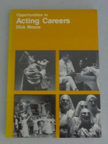 9780844240251: Opportunities in Acting Careers